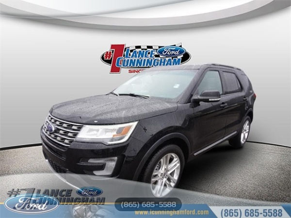 2017 Ford Explorer in Knoxville, TN