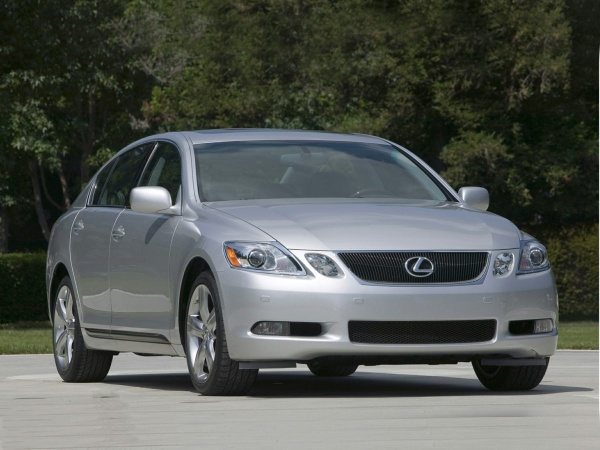 2007 Lexus GS 350 Base