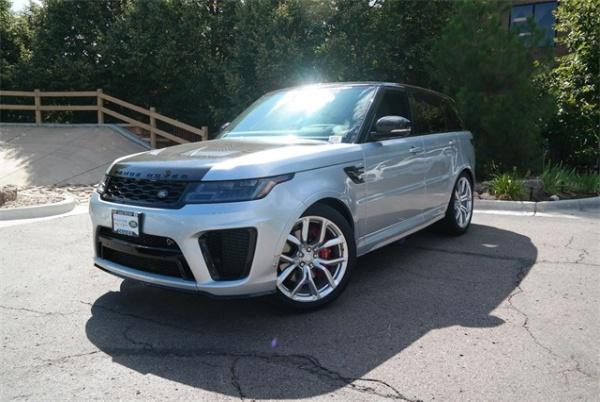2020 Land Rover Range Rover Sport in Littleton, CO