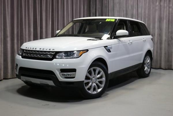 2016 Land Rover Range Rover Sport in Farmington Hills, MI