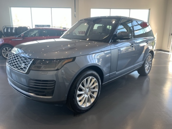 2020 Land Rover Range Rover in Hartford, CT