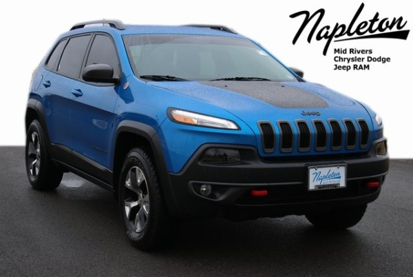 2017 Jeep Cherokee in St. Peters, MO