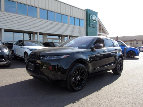 2020 Land Rover Range Rover Evoque in Princeton, NJ