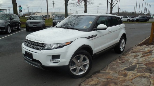 Used Land Rover Range Rover Evoque For Sale In Richmond