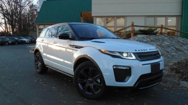 2019 Land Rover Range Rover Evoque Landmark Edition