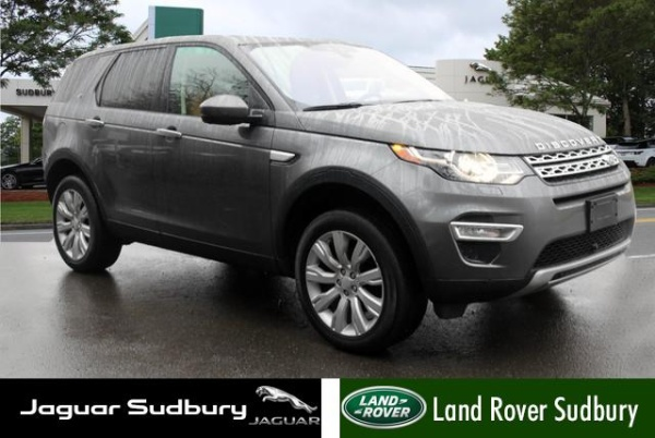 2019 Land Rover Discovery Sport in Sudbury, MA