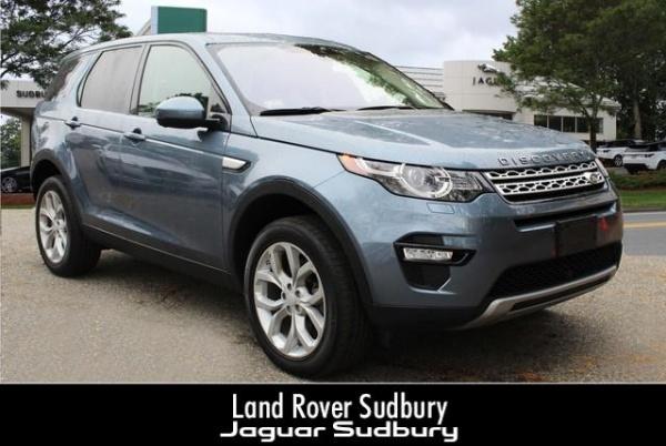 2019 Land Rover Discovery Sport in Sudbury, MA