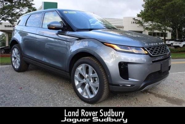 2020 Land Rover Range Rover Evoque in Sudbury, MA