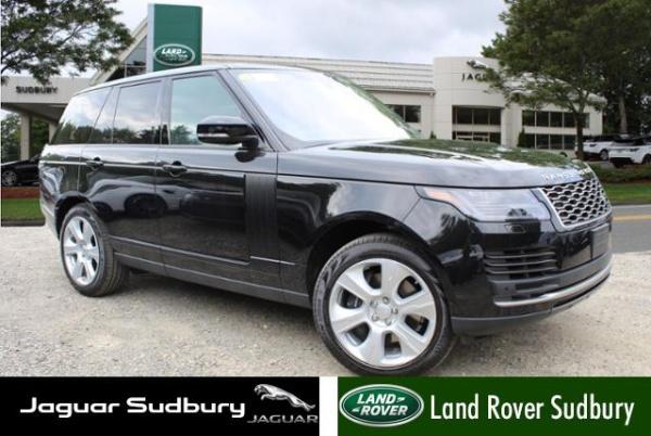 2020 Land Rover Range Rover in Sudbury, MA