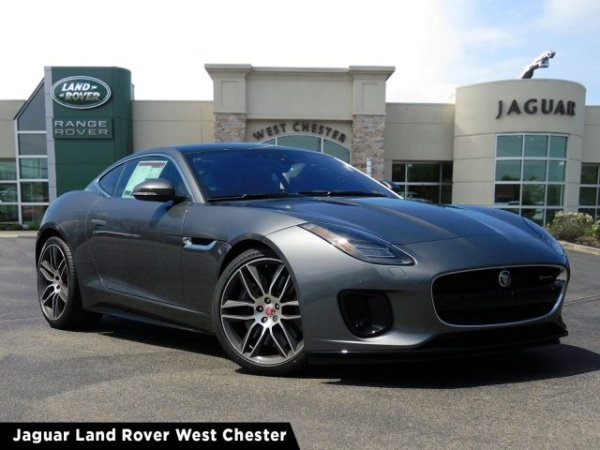 Jaguar West Chester >> 2018 Jaguar F Type R Dynamic Coupe Rwd Automatic For Sale In