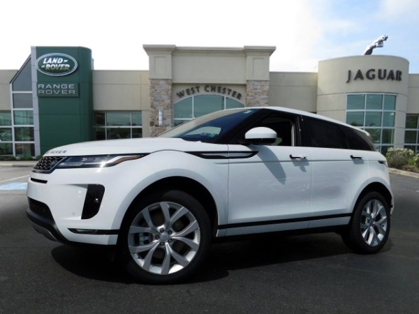 2020 Land Rover Range Rover Evoque in West Chester, PA