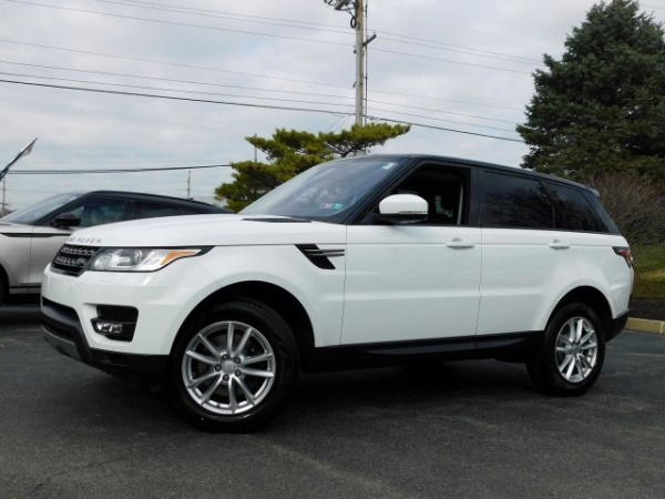 2016 Land Rover Range Rover Sport in West Chester, PA