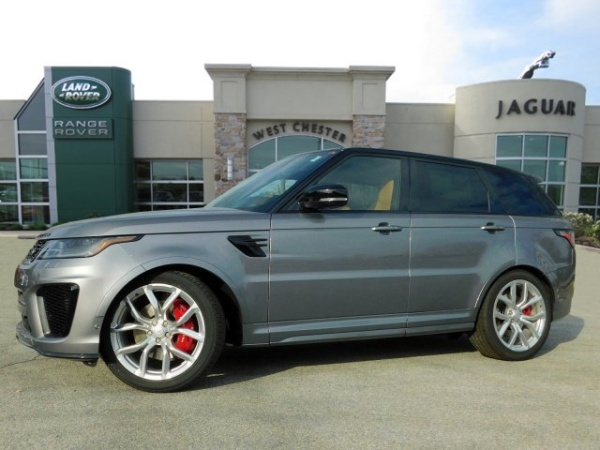 2020 Land Rover Range Rover Sport in West Chester, PA