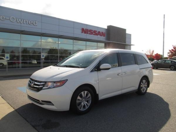 2017 Honda Odyssey in Bentonville, AR