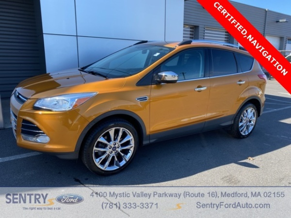 2016 Ford Escape in Medford, MA