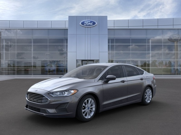2020 Ford Fusion in Springfield, IL