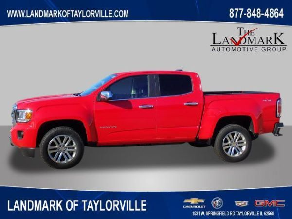 2020 GMC Canyon in Taylorville, IL