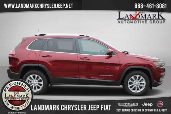 2019 Jeep Cherokee in Taylorville, IL