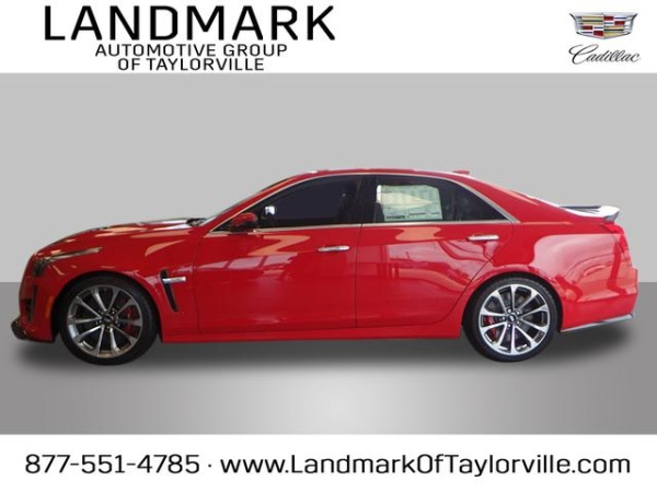 2019 Cadillac CTS-V in Taylorville, IL