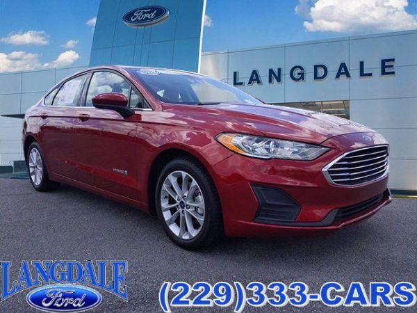 2019 Ford Fusion in Valdosta, GA