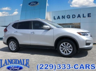Used 2018 Nissan Rogue SV FWD For Sale In Valdosta, GA