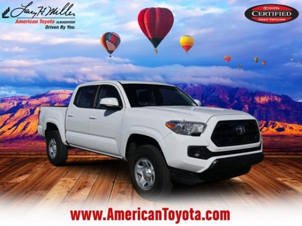 2017 Toyota Tacoma in Albuquerque, NM