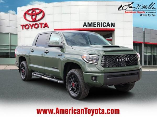 2020 Toyota Tundra in Albuquerque, NM
