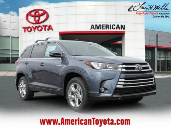 2019 Toyota Highlander Hybrid Limited