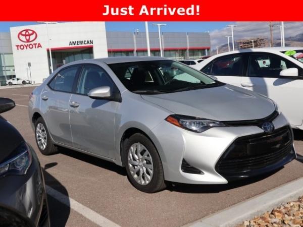 2019 Toyota Corolla in Albuquerque, NM
