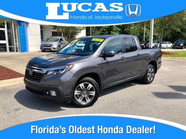 Honda Dealership Jacksonville Fl >> 2019 Honda Ridgeline Rtl Awd For Sale In Jacksonville Fl