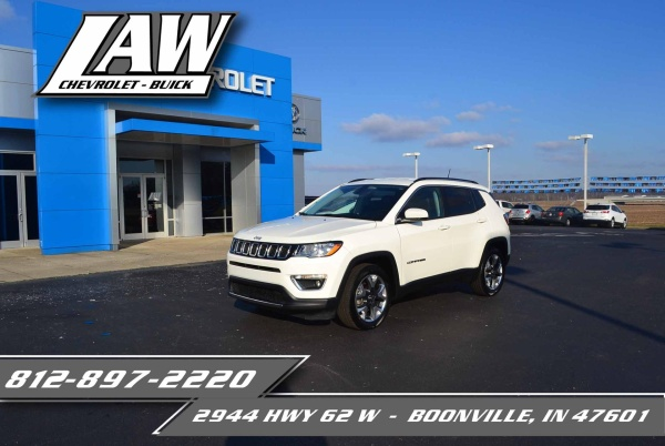 2019 Jeep Compass in Boonville, IN