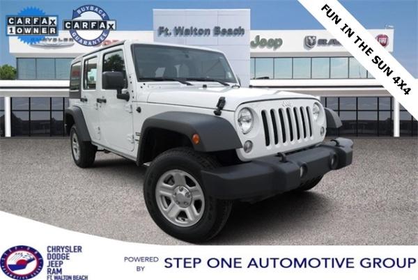2017 Jeep Wrangler in Ft Walton Beach, FL