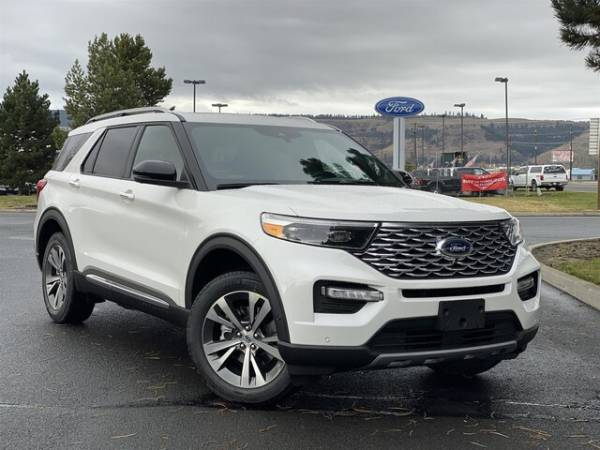 2020 Ford Explorer in La Grande, OR