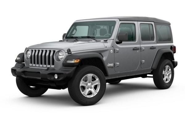 2020 Jeep Wrangler in Aberdeen, NC