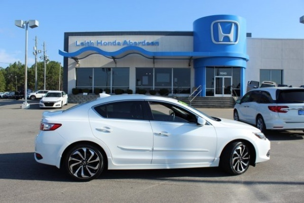 2016 Acura ILX with A-Spec/Technology Plus Package