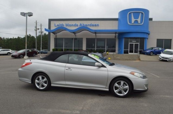 Used Toyota Camry Solara For Sale In Raleigh Nc U S