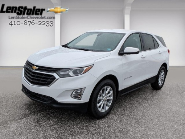 2018 Chevrolet Equinox in Westminster, MD