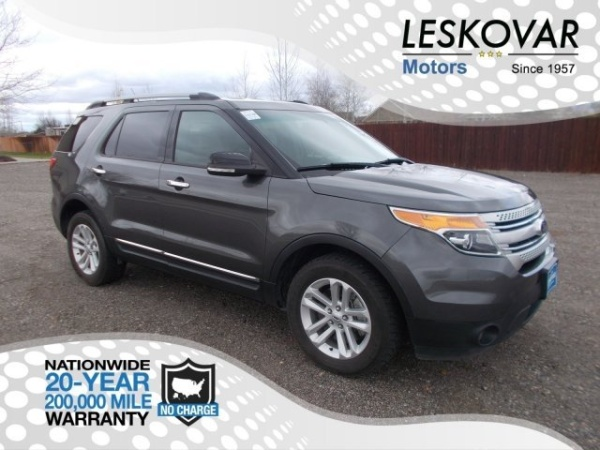 2015 Ford Explorer in Butte, MT