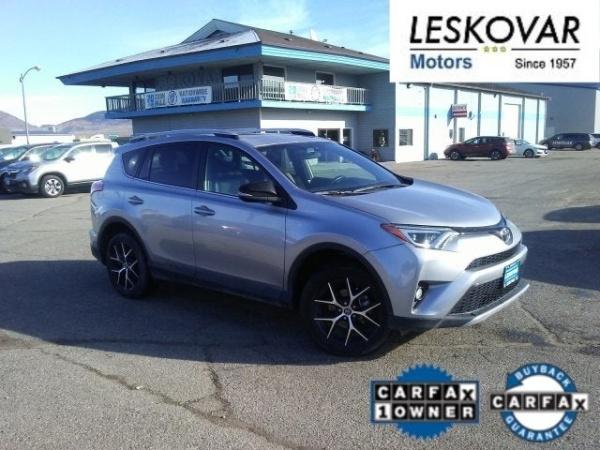 2016 Toyota RAV4 in Butte, MT
