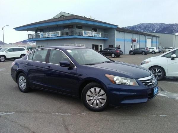 2012 Honda Accord in Butte, MT
