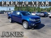 2020 Chevrolet Colorado LT Crew Cab Short Box 2WD Automatic for Sale in Lexington, TN
