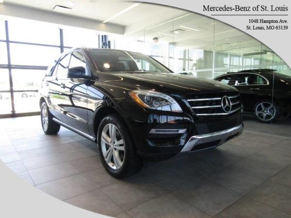 Used Mercedes Benz Ml For Sale In Hillsboro Il U S