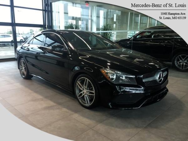 2017 Mercedes-Benz CLA in St. Louis, MO