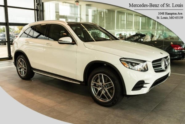Mercedes Benz Of St Louis >> 2019 Mercedes Benz Glc Glc 300 4matic For Sale In St Louis Mo