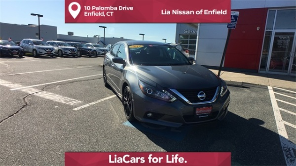 2017 Nissan Altima in Enfield, CT