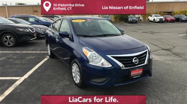 2018 Nissan Versa in Enfield, CT