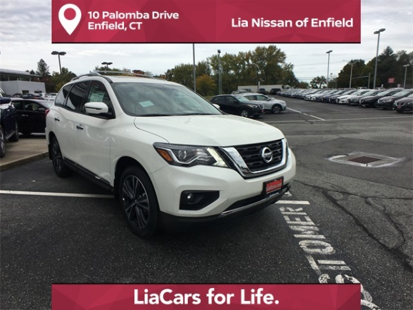 2019 Nissan Pathfinder in Enfield, CT