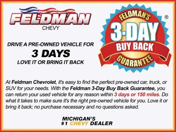 Feldman Chevrolet New Hudson >> 2016 Chevrolet Tahoe Ltz 4wd For Sale In New Hudson Mi