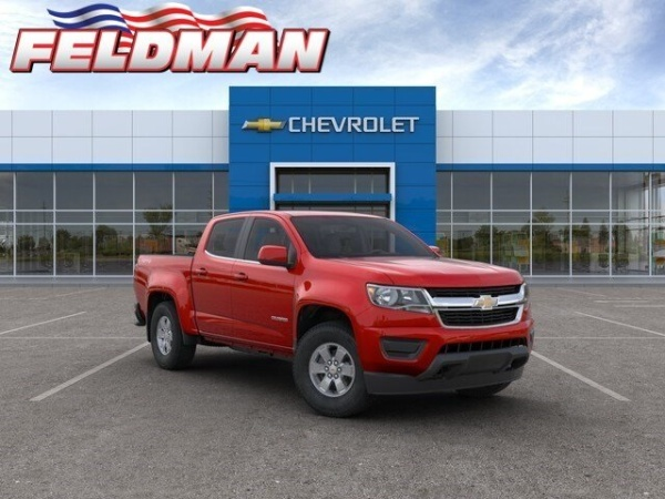 2019 Chevrolet Colorado in New Hudson, MI