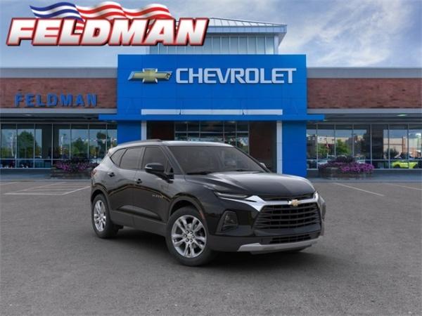 2020 Chevrolet Blazer in New Hudson, MI
